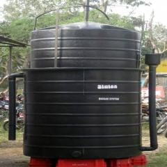 Prefabricated Bio Gas Plant