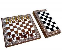 Chess Board Box Type