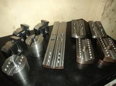 Machined Welded Structures