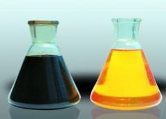 Pyrolysis fuel