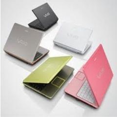 Sony Vaio Laptops