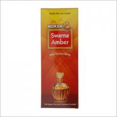 Swarna Amber Incense Sticks