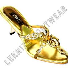 Bridal & Diamond Sandal
