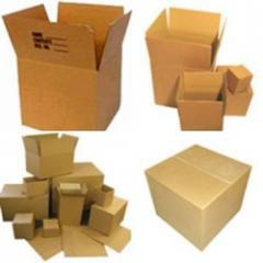 Carton packing boxes