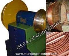 Coiling Machine (Tube, Rod, Strip)