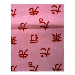Designer Printed Flannel Fabric