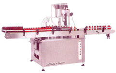 Automatic Liquid Filling Machine & Capping