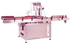 Automatic Liquid Filling Machine & Capping