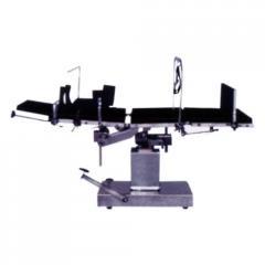 O. T. Hydraulic Table