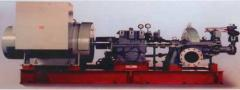 Back Pressure Turbine Generator System