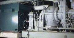 Condensing Turbine Generator System