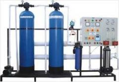 Commercial Reverse Osmosis (RO) Plant
