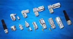Brass TNC Connectors