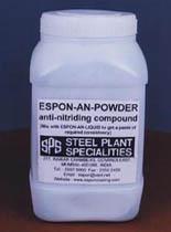 Espon-an-powder (anti-nitriding compound)