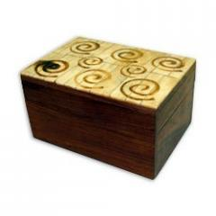 Designed Wooden Boxes