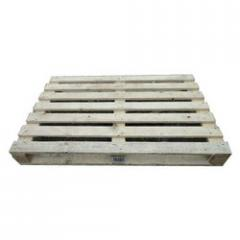 Wooden Pallets 4 way Size 800-1200 Height 120