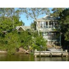 River Front House