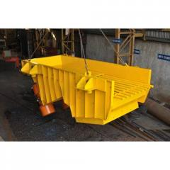 Grizzly vibro feeders