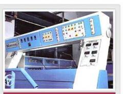 Textile equipment - Cockpit