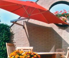 Wall Mounted Umbrellas