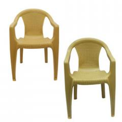 Plastic furniture - Chairs
