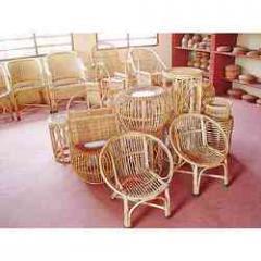 Сane furniture