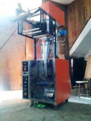 Pneumatic Auger FFS Machine