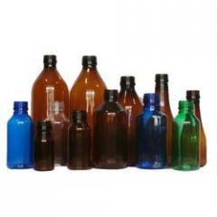 Pet Bottles For Pharmaceutical