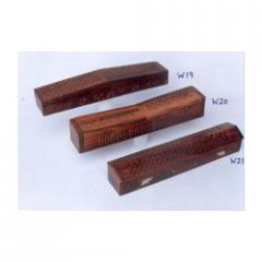 Woodem Incence Holder