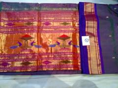 Regular Paithani Single Pallu