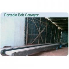 Portable Belt Conveyors