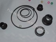 Carbon and Graphite Filled PTFE Moulded Components