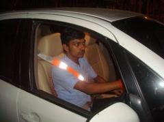 Reflective Seat Belts