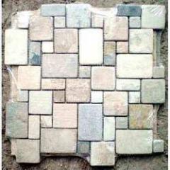Versa Pattern Stone Mosaic