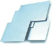 Cast and rolled aluminium