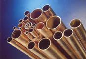Nonferrous alloy pipes