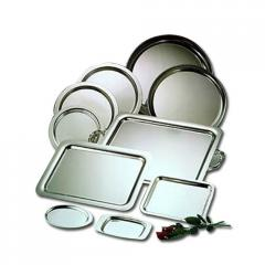 Stainless Steel Trays and Plates