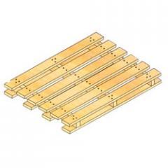 Double Deck Non Reversible Pallets