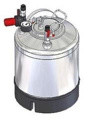 Stainless Steel Pressure Feed Tank