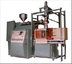 Automatic plastic blow moulding machine screw -
