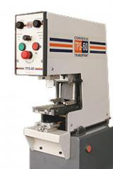 Closed Cup Pad Printing Machine Model TPS-60