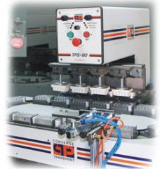 4 Colour Closed Cup Pad Printing Machine Model TPS
