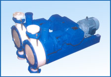Duplex Hydraulic Operated Diaphragm Pump