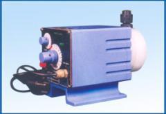 Electro magnetic metering pumps