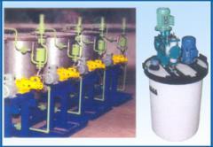 Turnkey dosing systems
