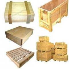 Wooden Pallets for Domestic
