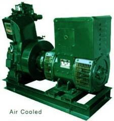 Diesel Generators Air cooled