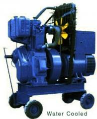 Diesel Generators Water cooled