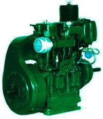 Diesel Engines Double Cylinder