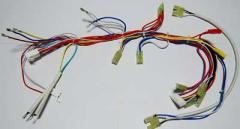 Microwave Wiring Harness